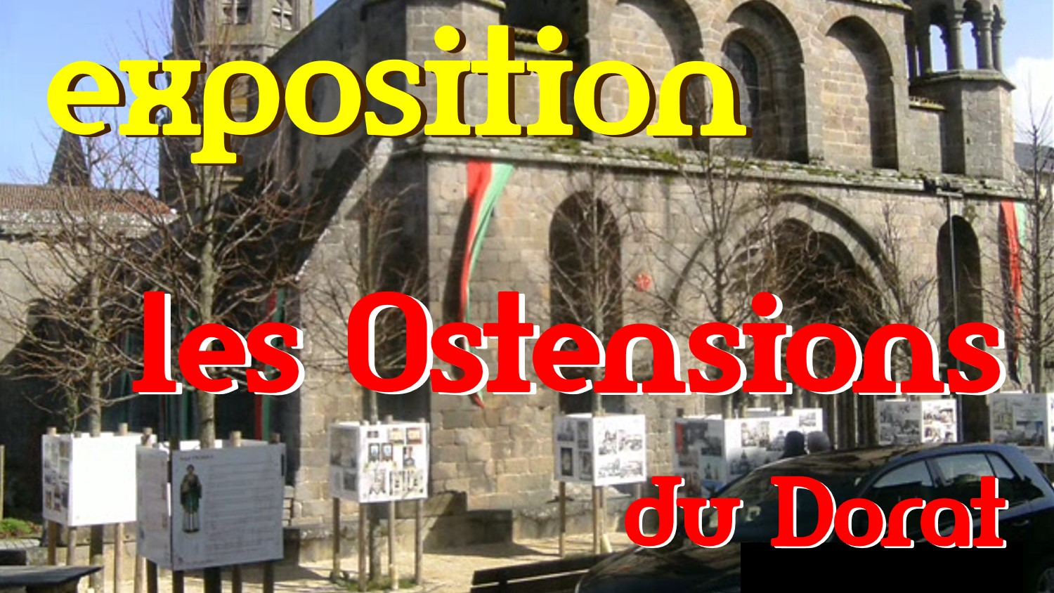 Expo ostensions